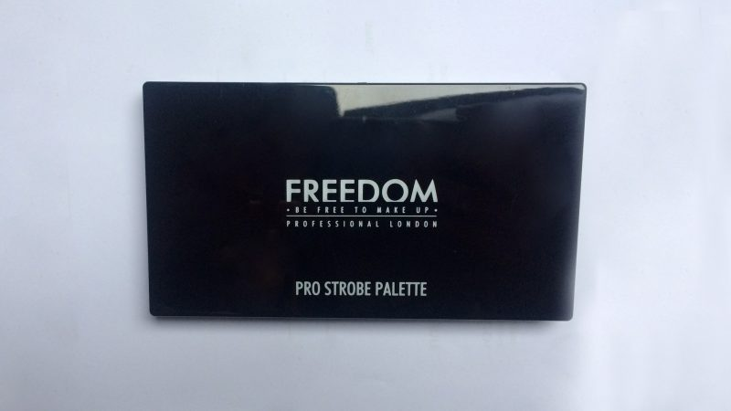 REVIEW – FREEDOM LONDON PRO STROBE PALETTE